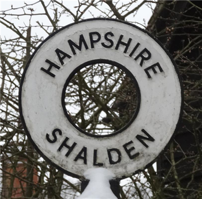 Shalden Parish Council Logo